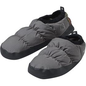 Nordisk Chaussures duvet - Chaussons - Bungy Cord gris